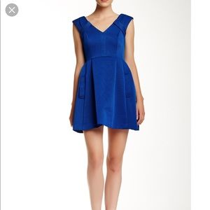 Nanette Lepore Festival Textured Dress NWT!